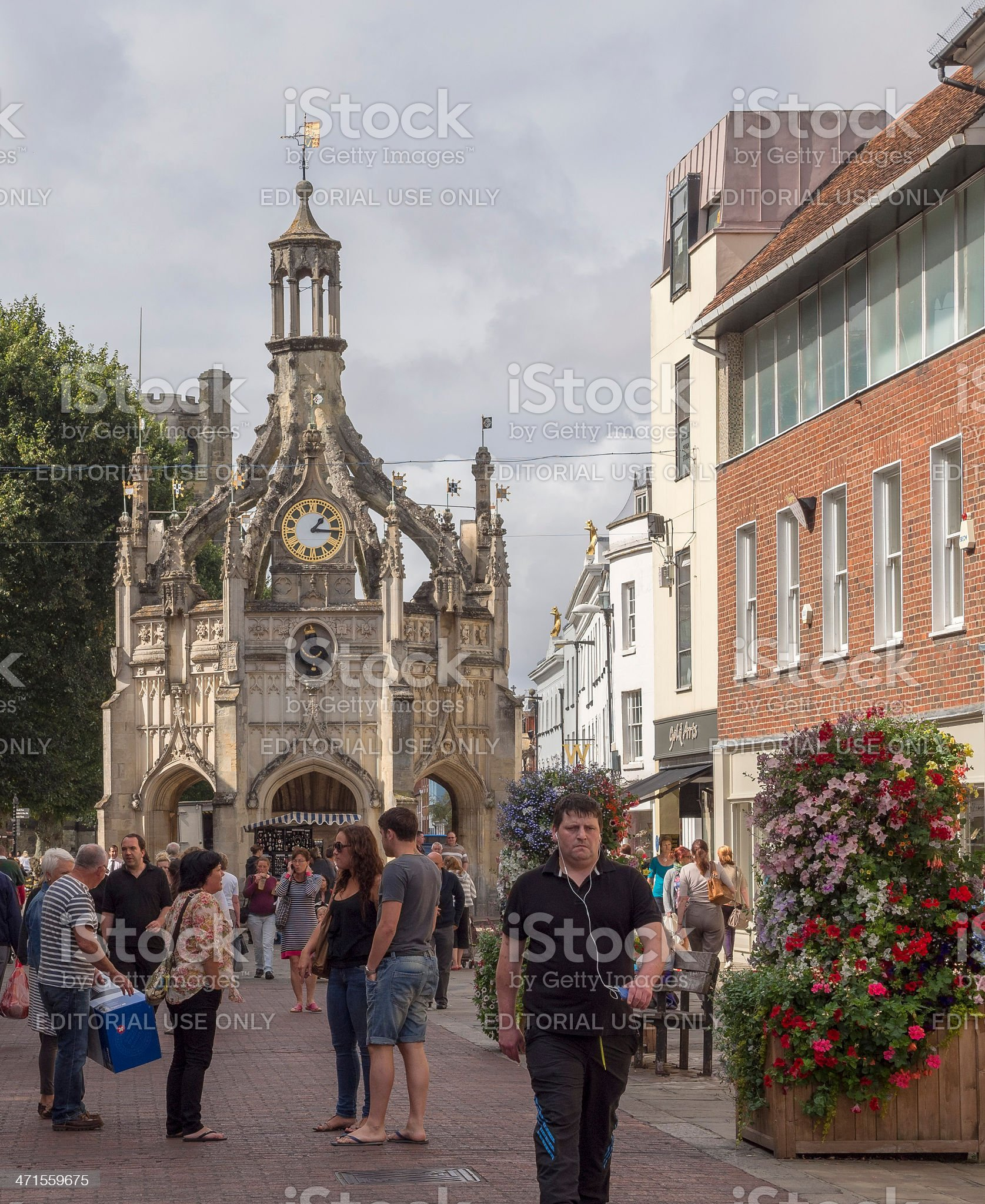 chichester royalty-free stock photo