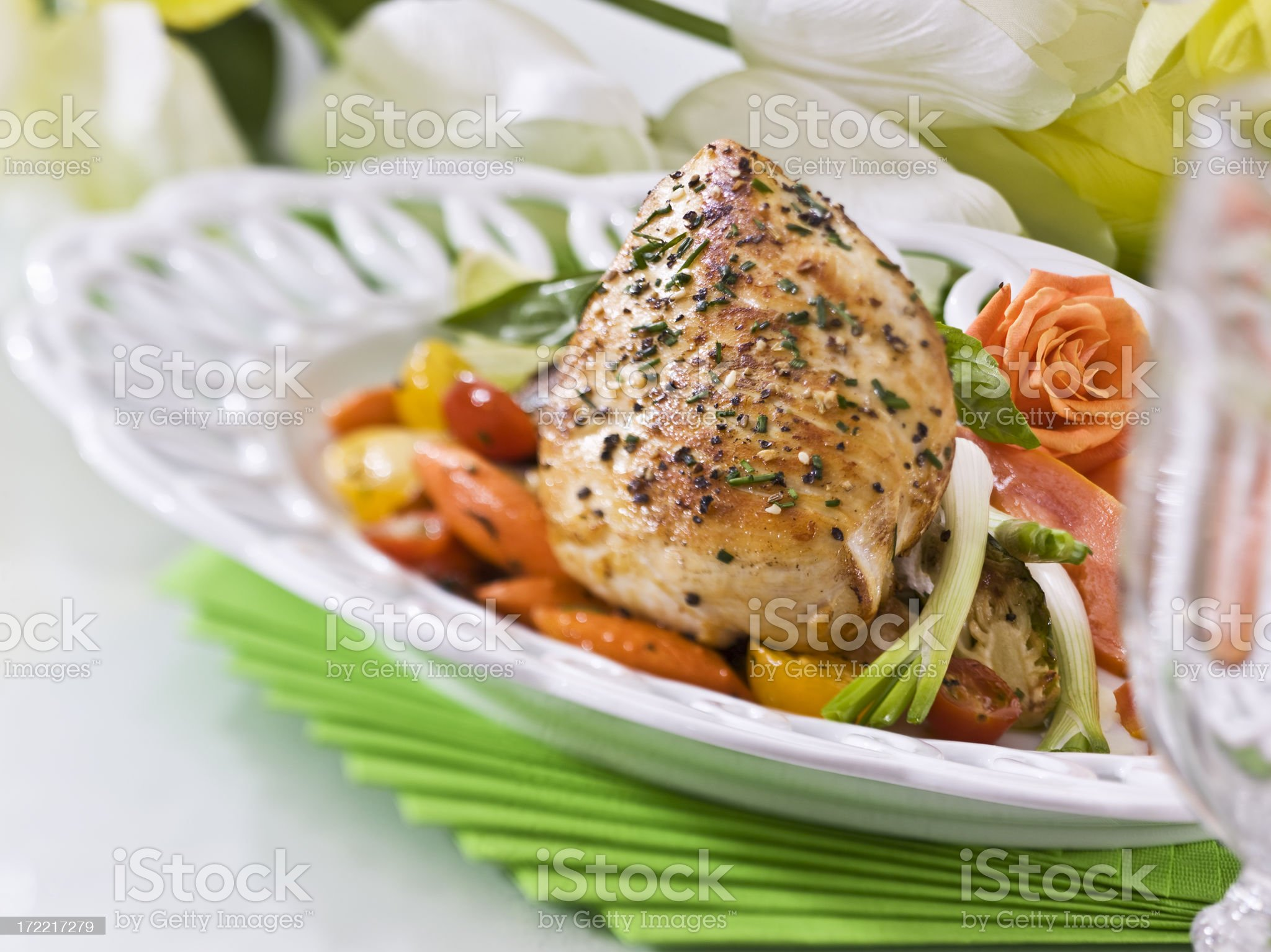 chicken breast royalty-free stock photo