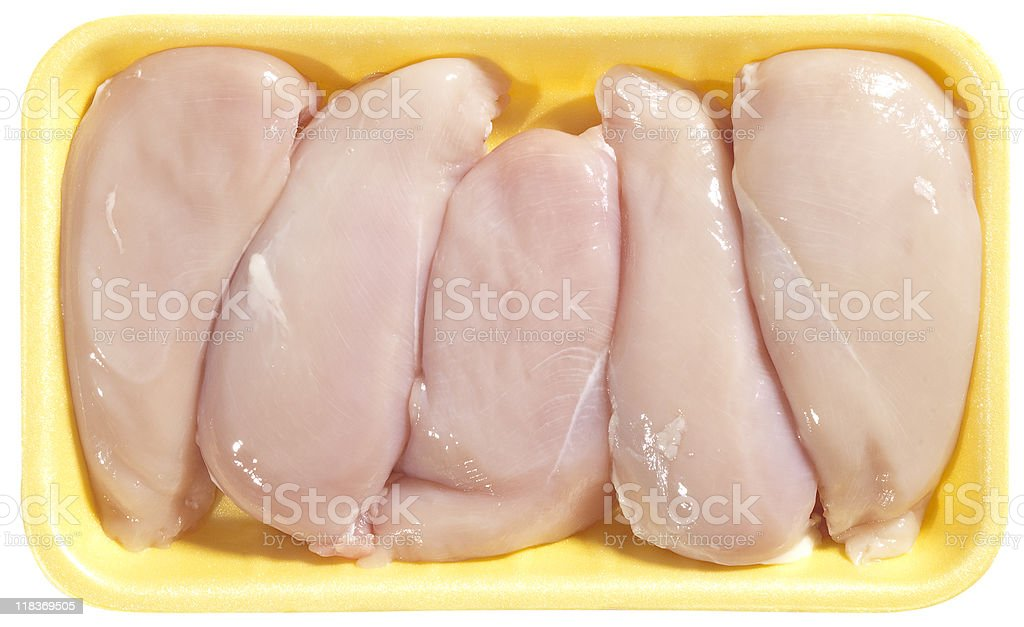 Chicken Breasts royalty-free stock photo
