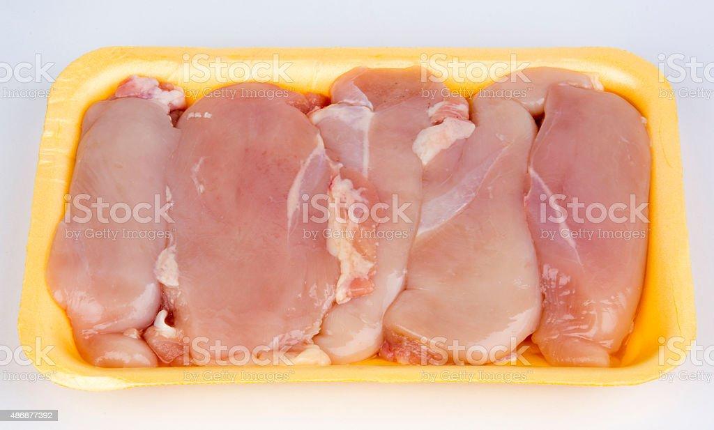 Chicken Brest stock photo