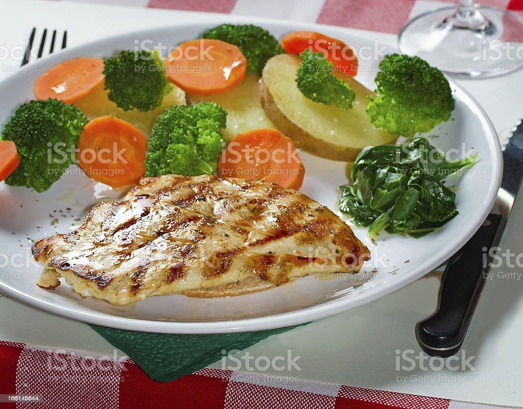 Chicken Filet royalty-free stock photo