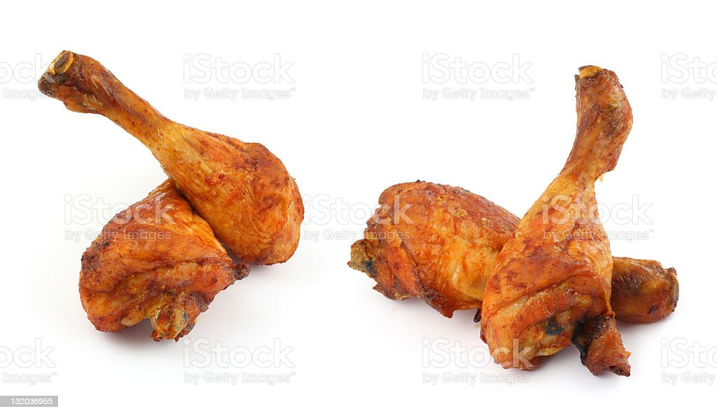 chicken legs royalty-free stock photo
