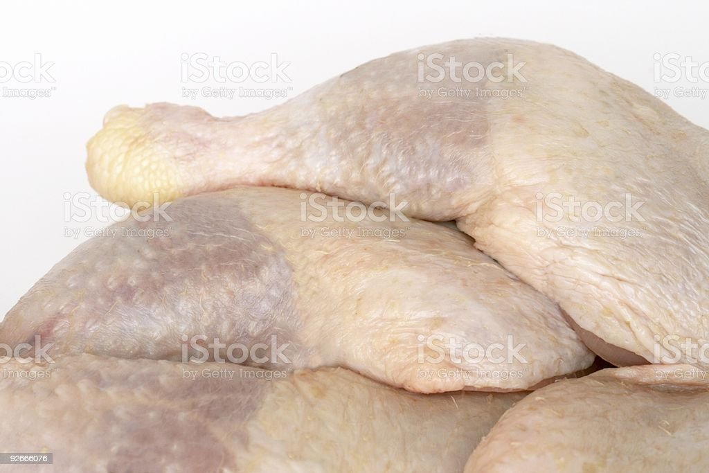 Chicken legs royalty-free stock photo