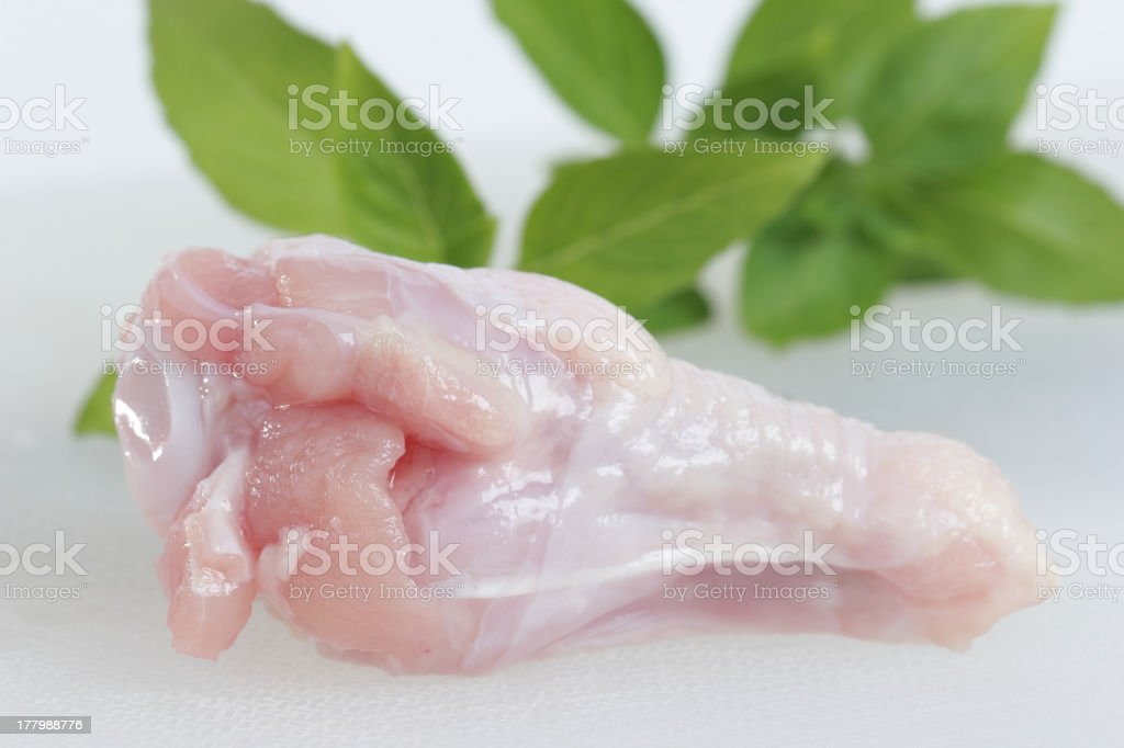 chicken legs raw royalty-free stock photo