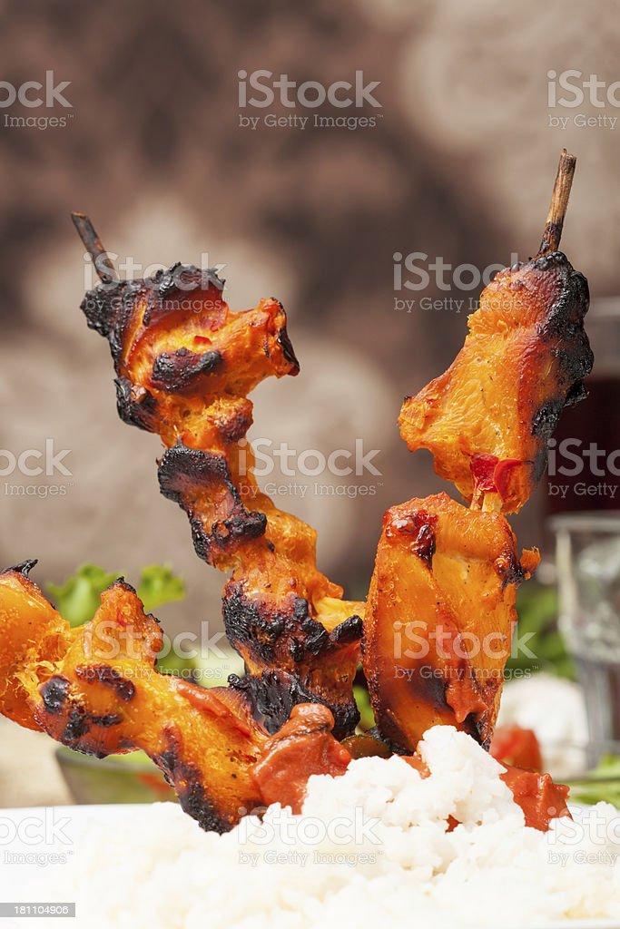 chicken royalty-free stock photo