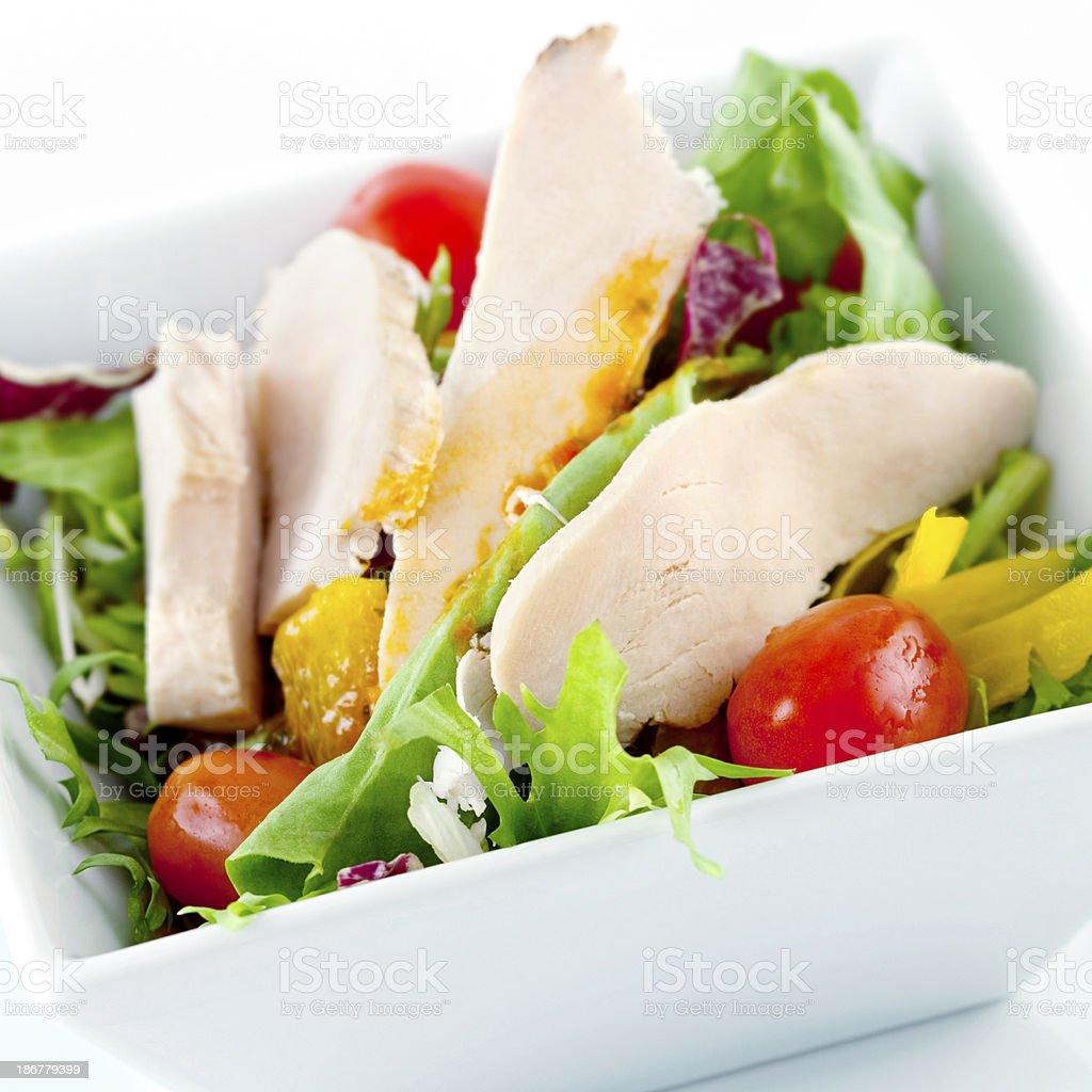 Chicken Salad royalty-free stock photo