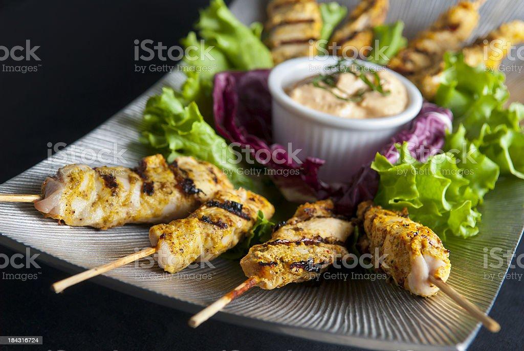 Chicken Tenderloin royalty-free stock photo