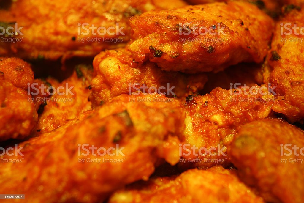 chicken wings 1 royalty-free stock photo