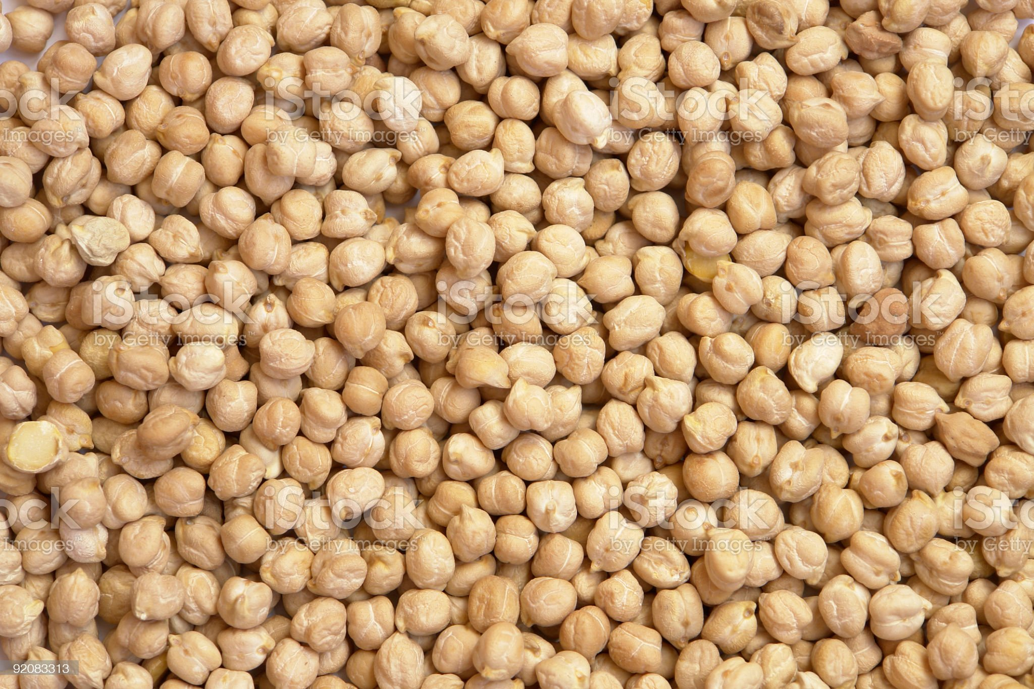 chickpea texture royalty-free stock photo