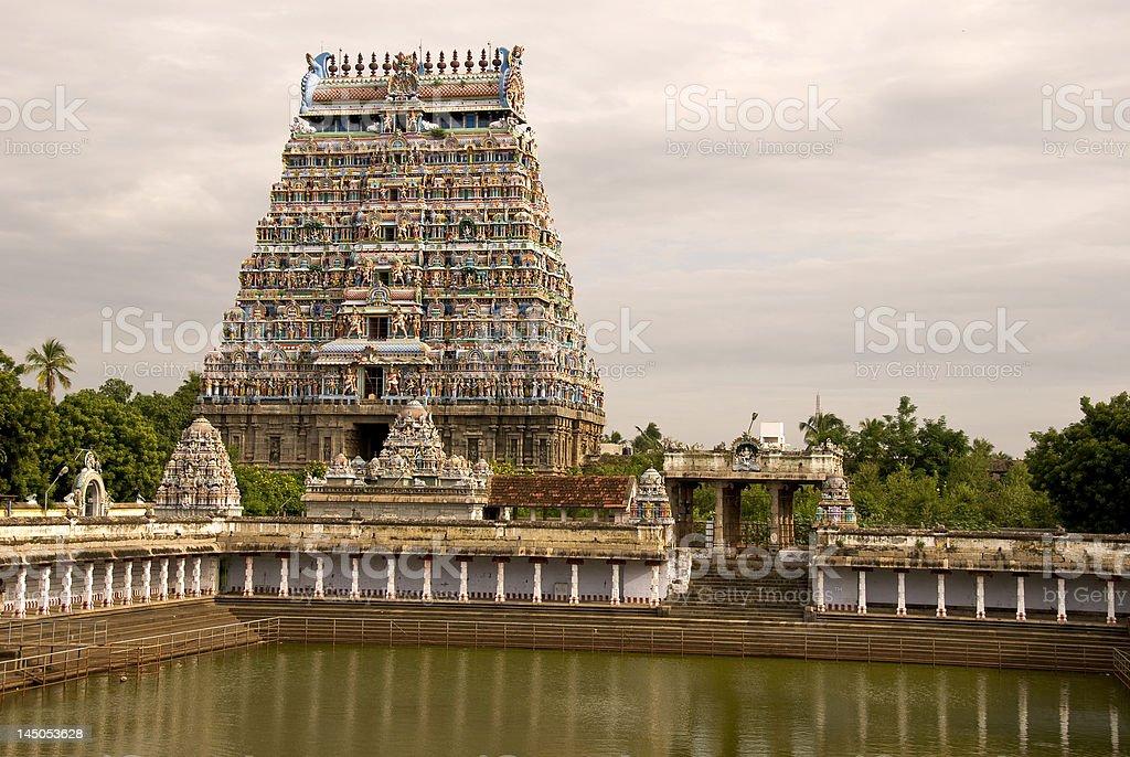 Chidambaram royalty-free stock photo