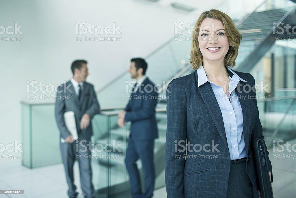 Chief executive royalty-free stock photo
