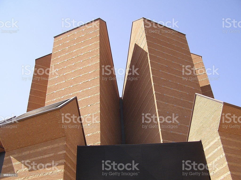 Chiesa del Sacro Volto, Church, Turin (Torino), Italy stock photo