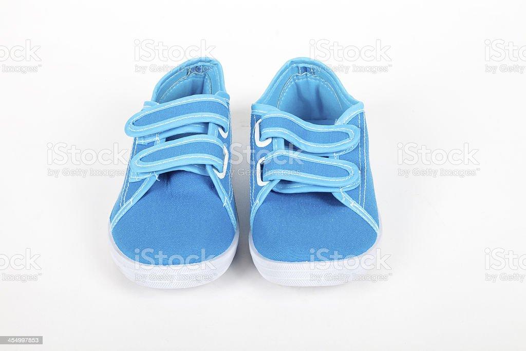 Child Boots stock photo