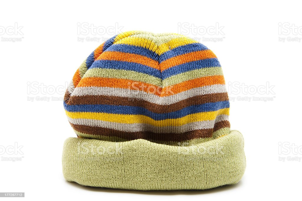 Child cap stock photo