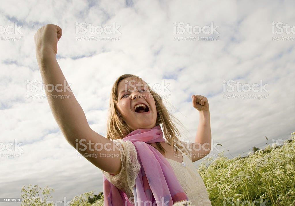 child fun stock photo