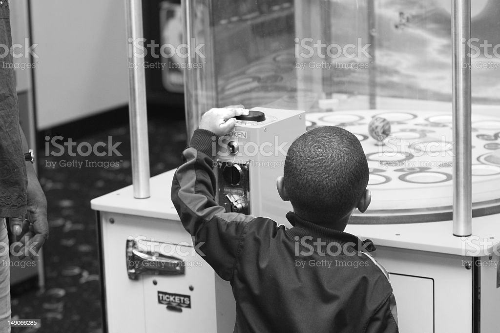 Child Games stock photo
