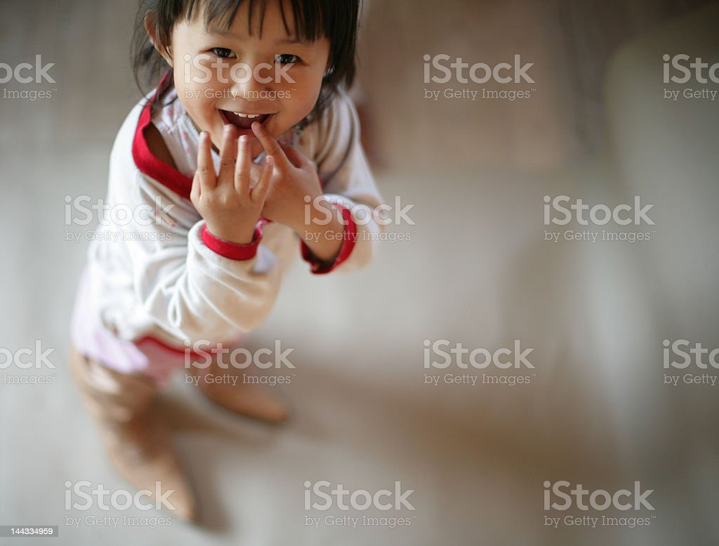 child look royalty-free stock photo
