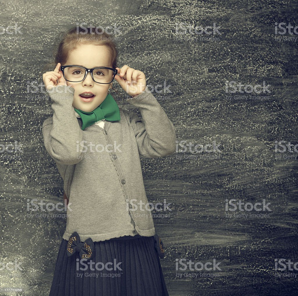Child portrait royalty-free stock photo