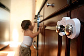 Child Proofing Cabinet Locks