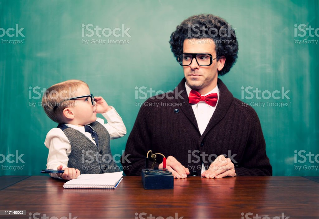 Child Psychology stock photo