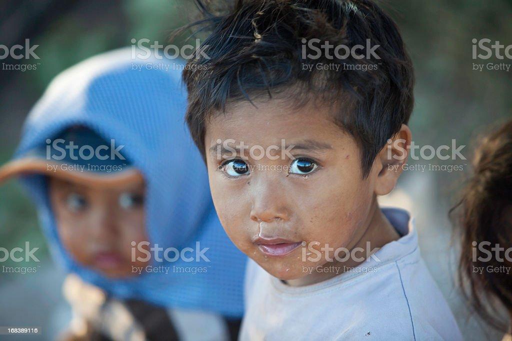 Childhood stock photo