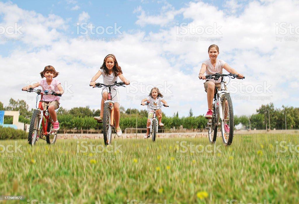 Childhood royalty-free stock photo