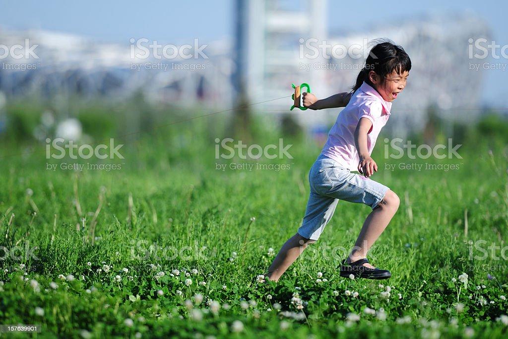 Childhood - XLarge royalty-free stock photo
