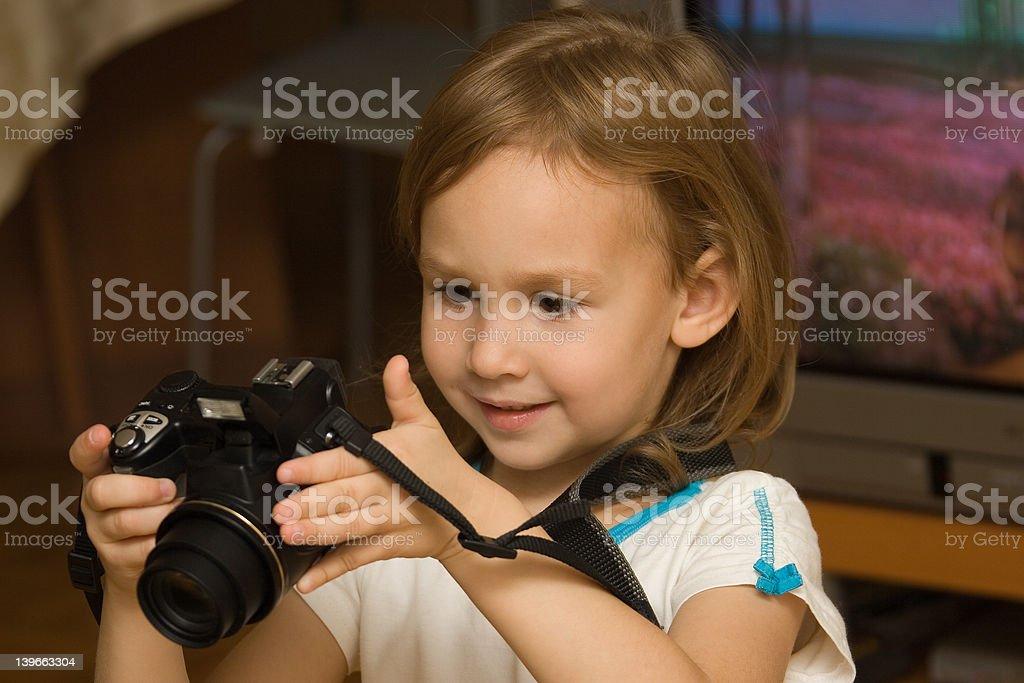 children 14 polina royalty-free stock photo