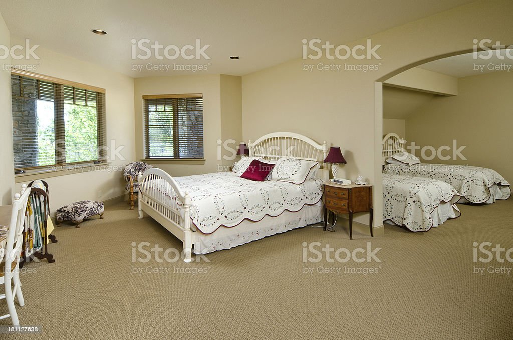 Children Bedroom stock photo