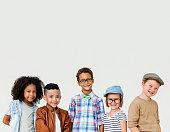 Children Child Aspiration Brave Activity Success Concept