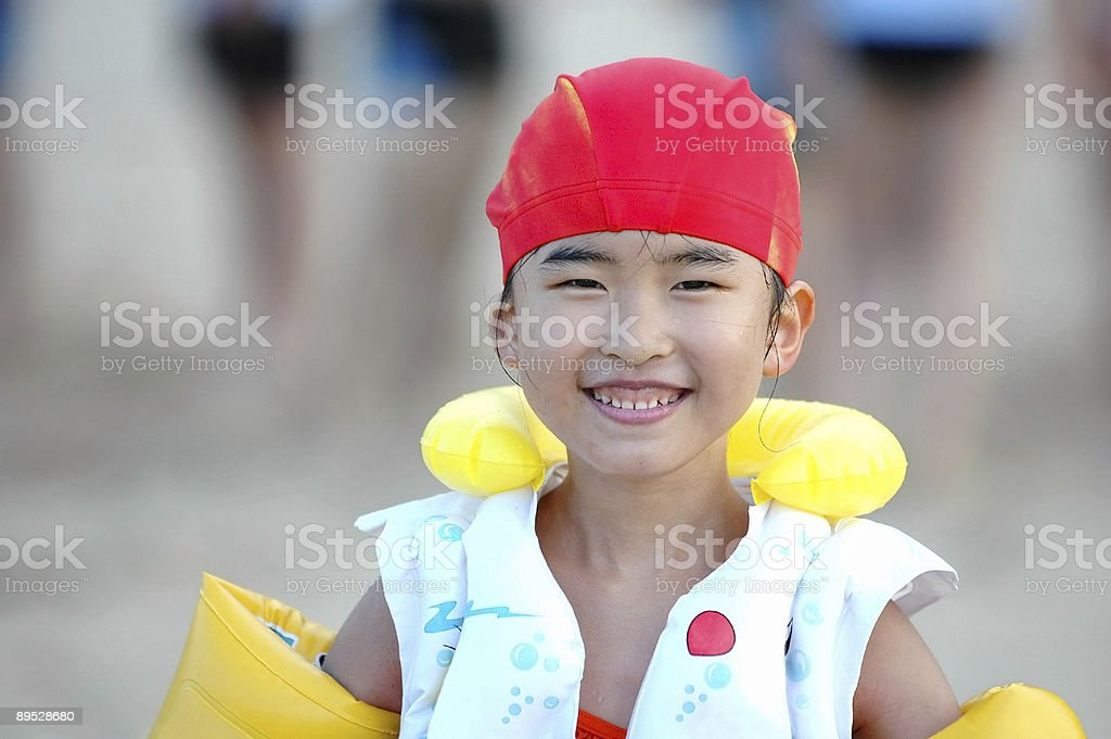 Children Expressions royalty-free stock photo