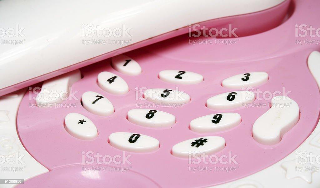 Children phone stock photo