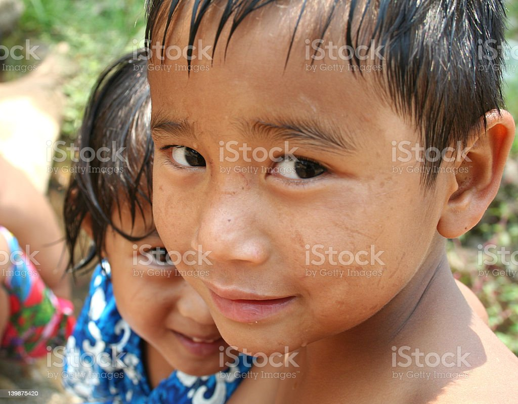 Für Kinder Lizenzfreies stock-foto