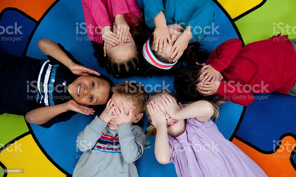Children royalty-free stock photo