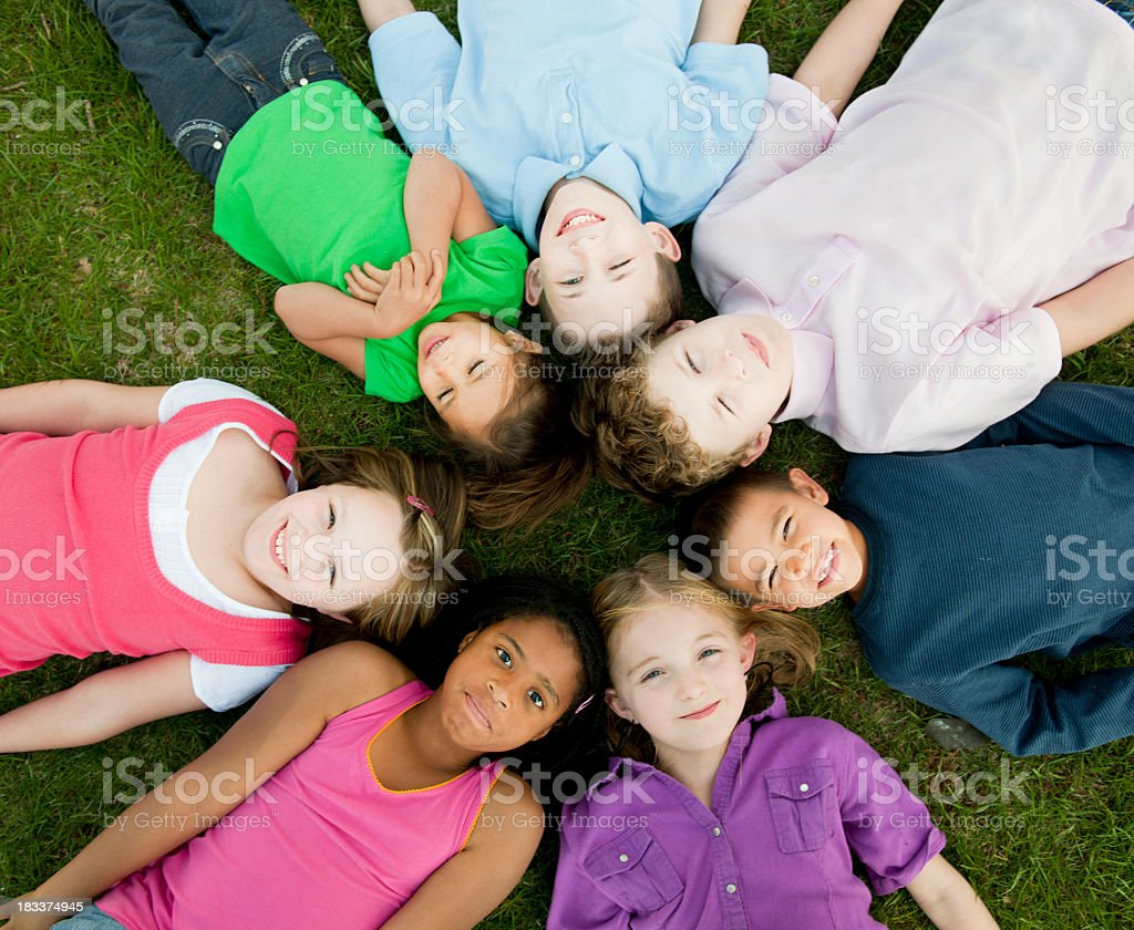 Children. royalty-free stock photo