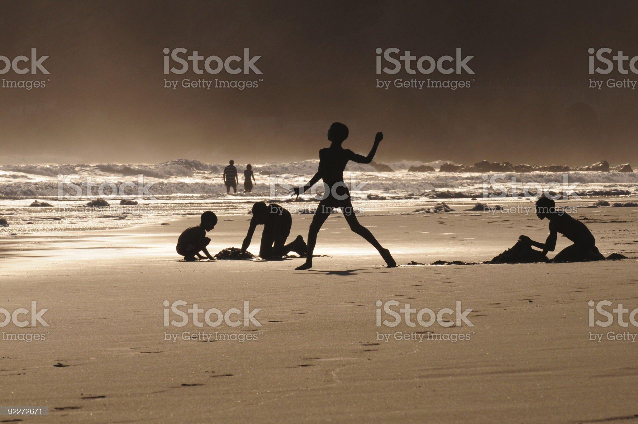 Children Play royalty-free stock photo