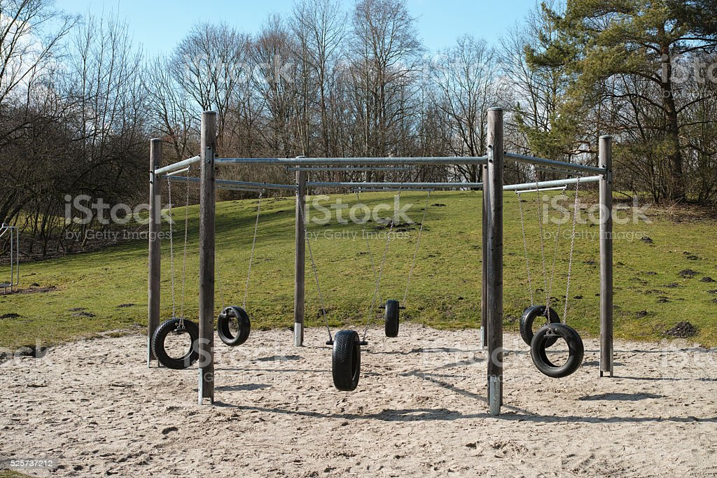 Children s playground royalty-free stock photo