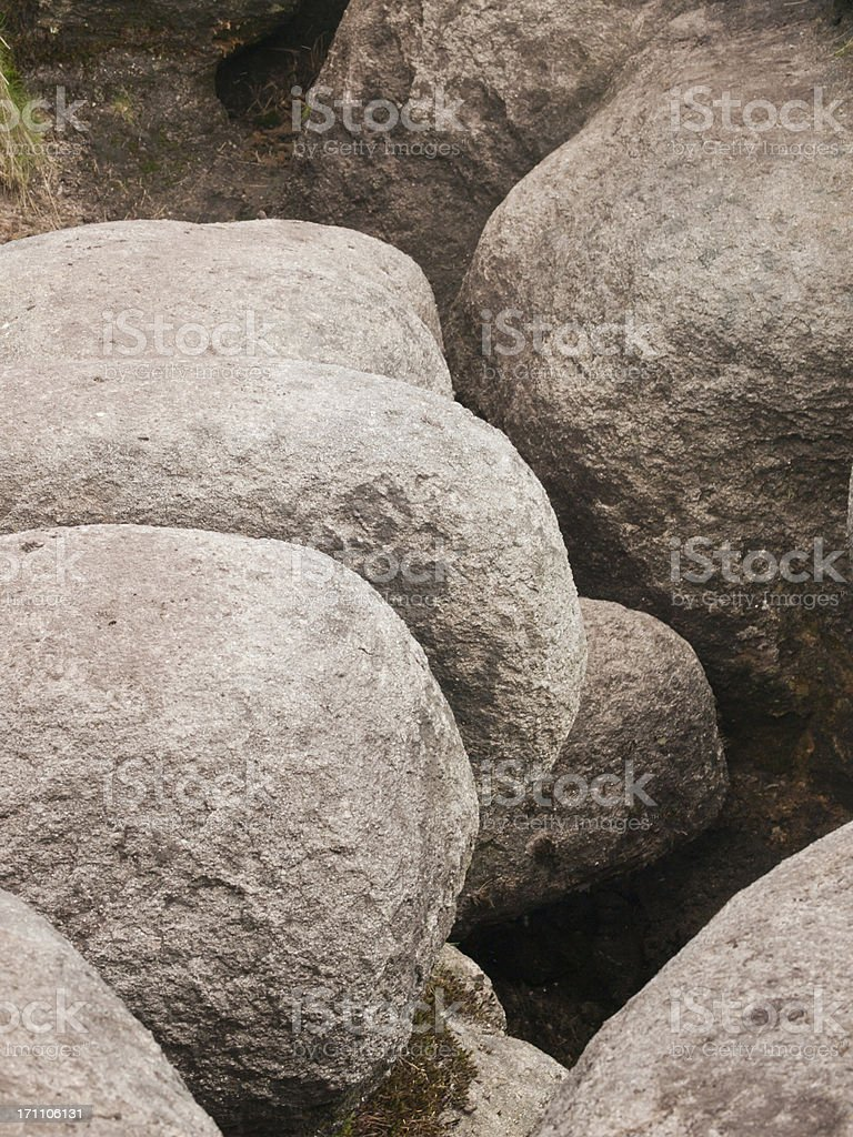 Kinder Scout, royalty-free stock photo
