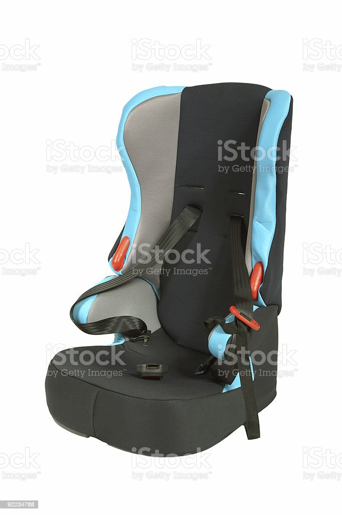 Children's armchair royalty-free stock photo