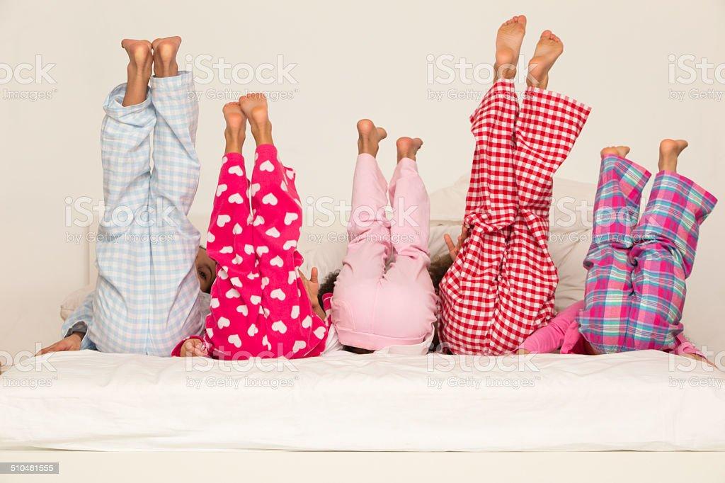 Children's Bedtime stock photo
