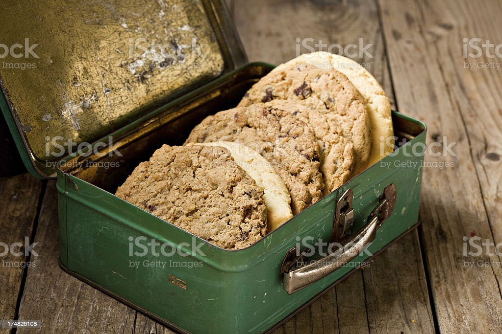 Child's Dream Lunch royalty-free stock photo