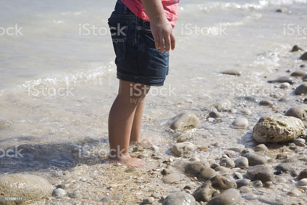 Childs play stock photo