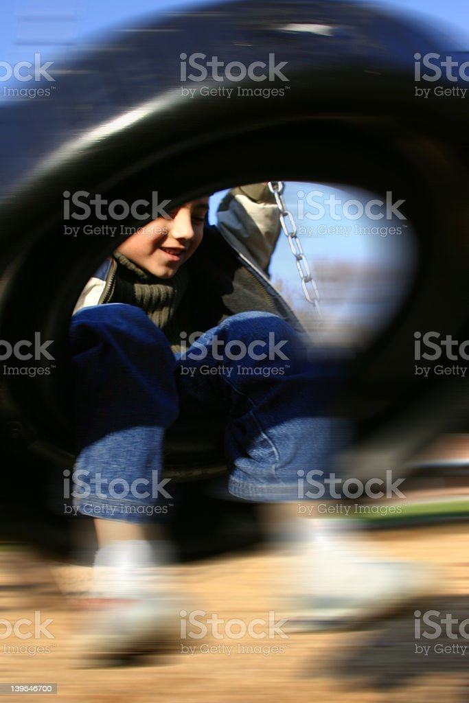 Childs Play royalty-free stock photo