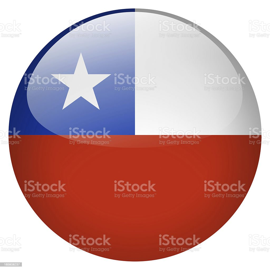 chile button royalty-free stock photo