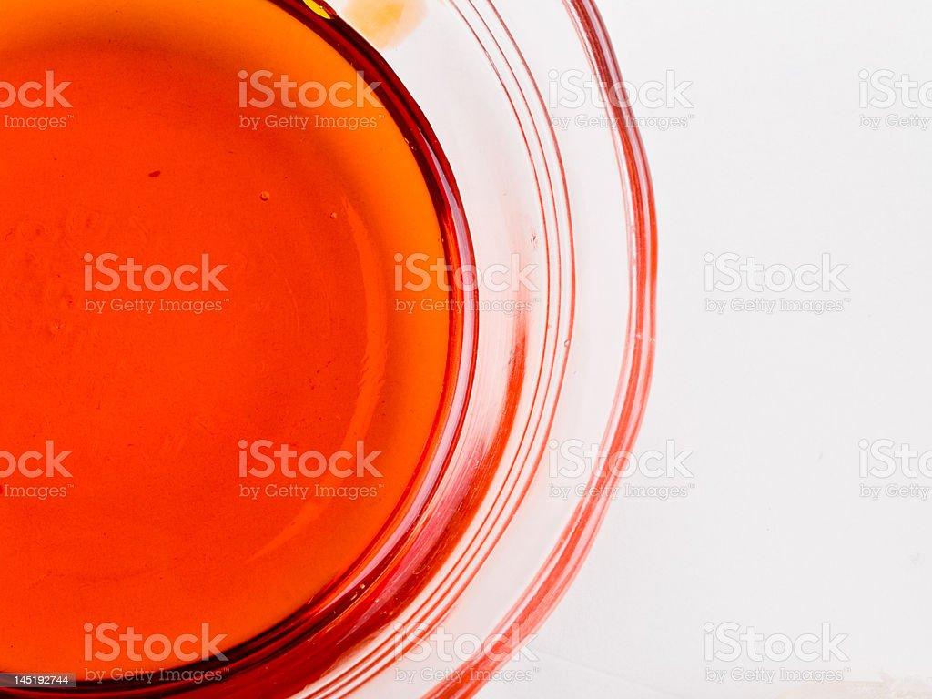 Chili Oil stock photo