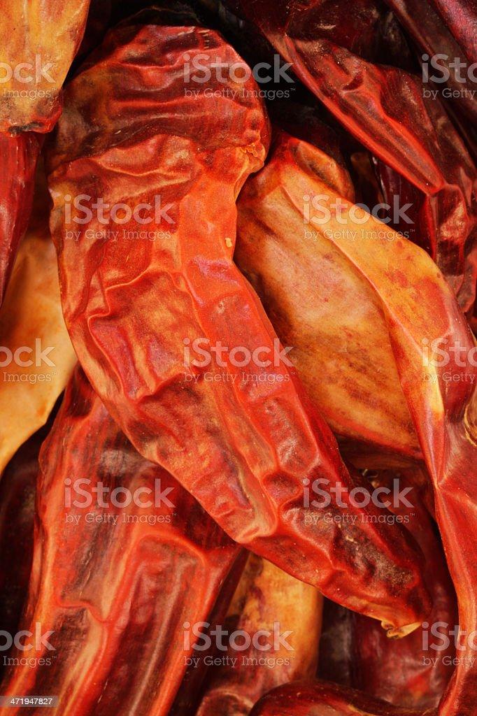 Chili Pepper Capsicum annuum Solanaceae stock photo
