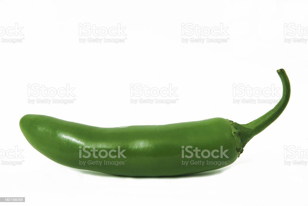 Chili Pepper XXL royalty-free stock photo