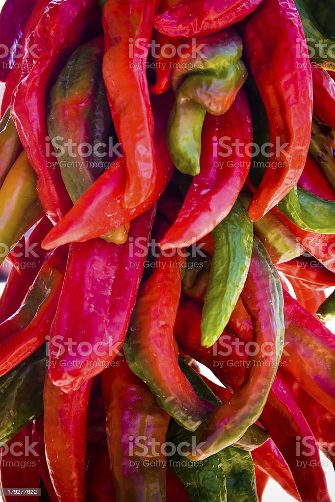 Chili! royalty-free stock photo