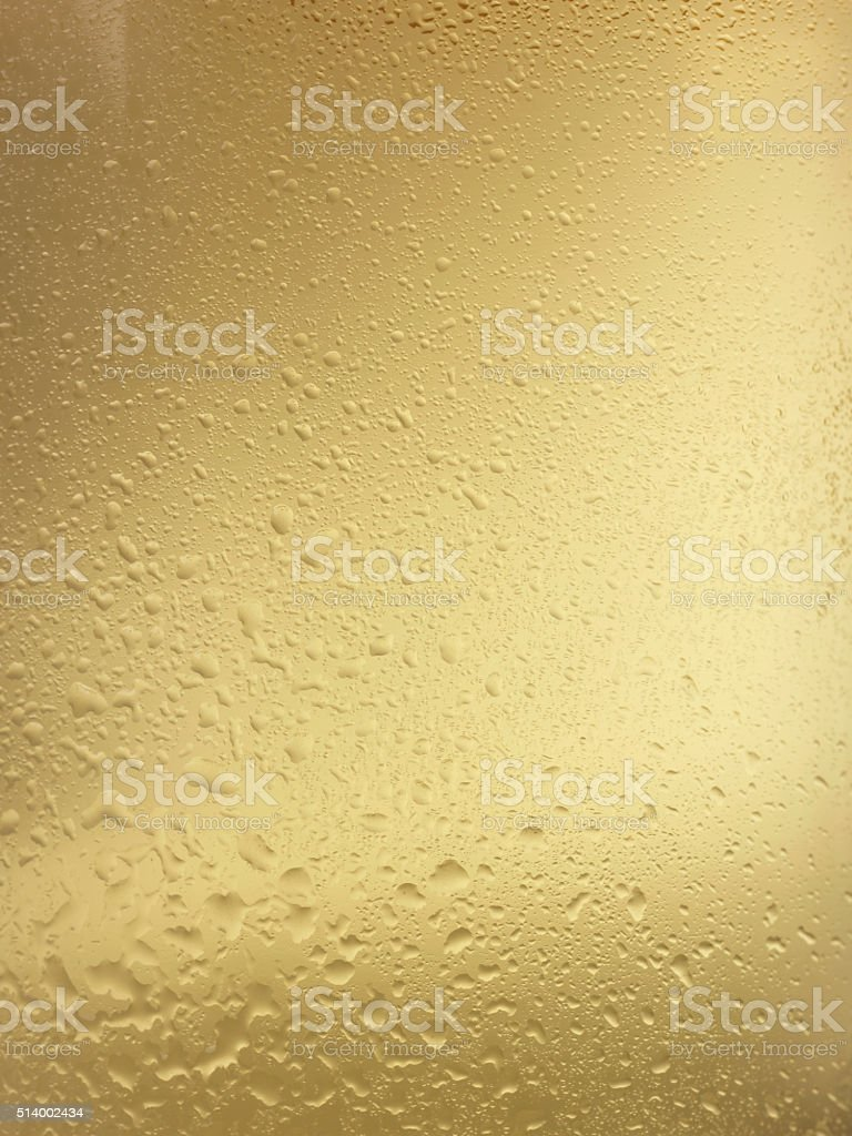 chilled champagne background - Stock Image stock photo