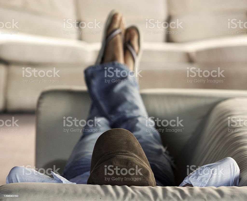 chillin stock photo